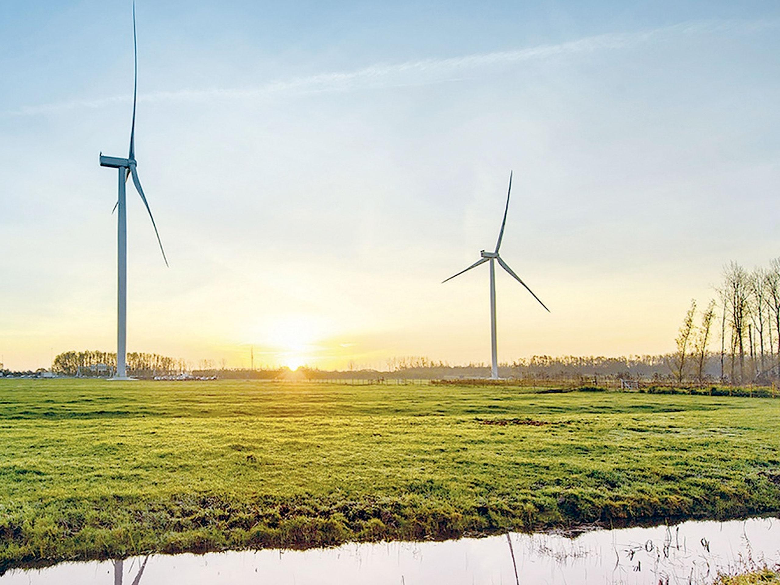 Windpark Autena