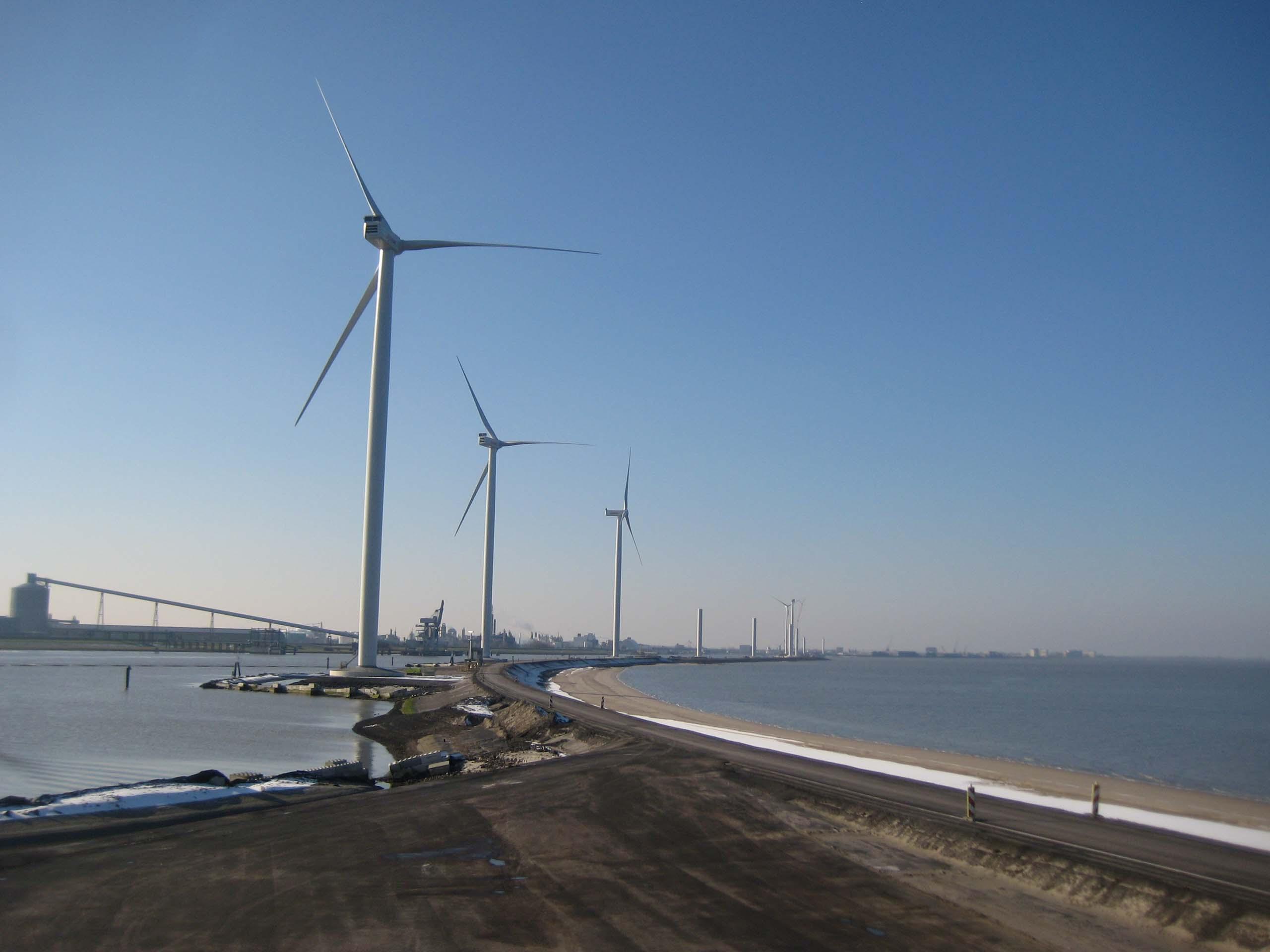 Windpark Delfzijl Noord