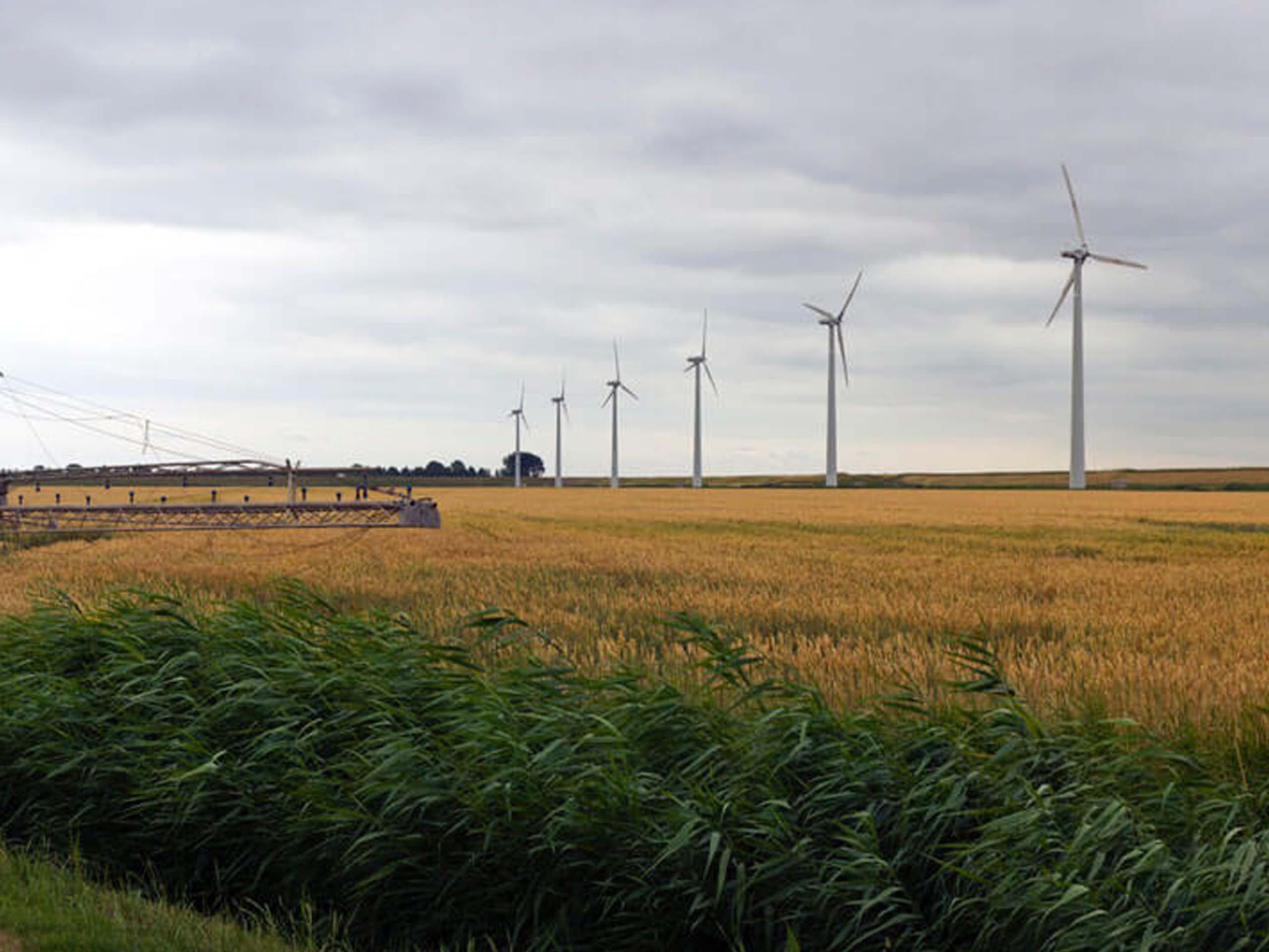 Windpark Kroningswind