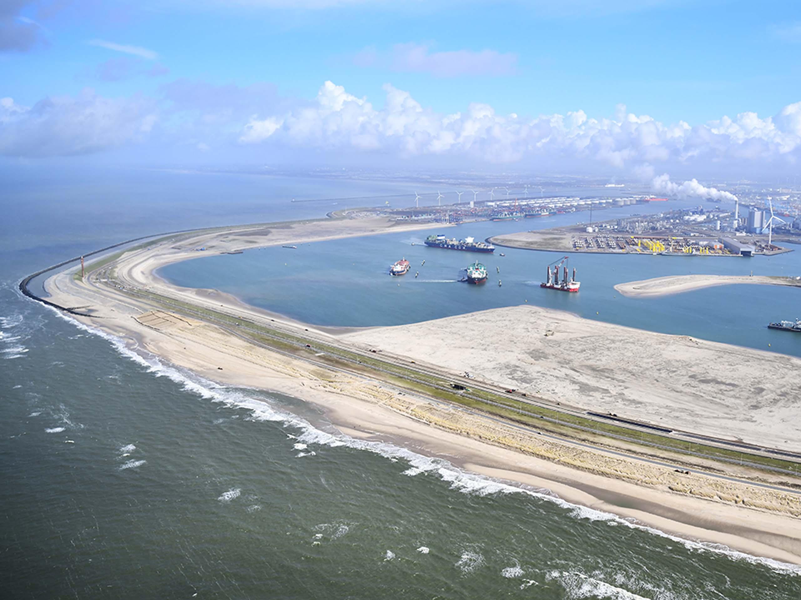Windpark Maasvlakte 2