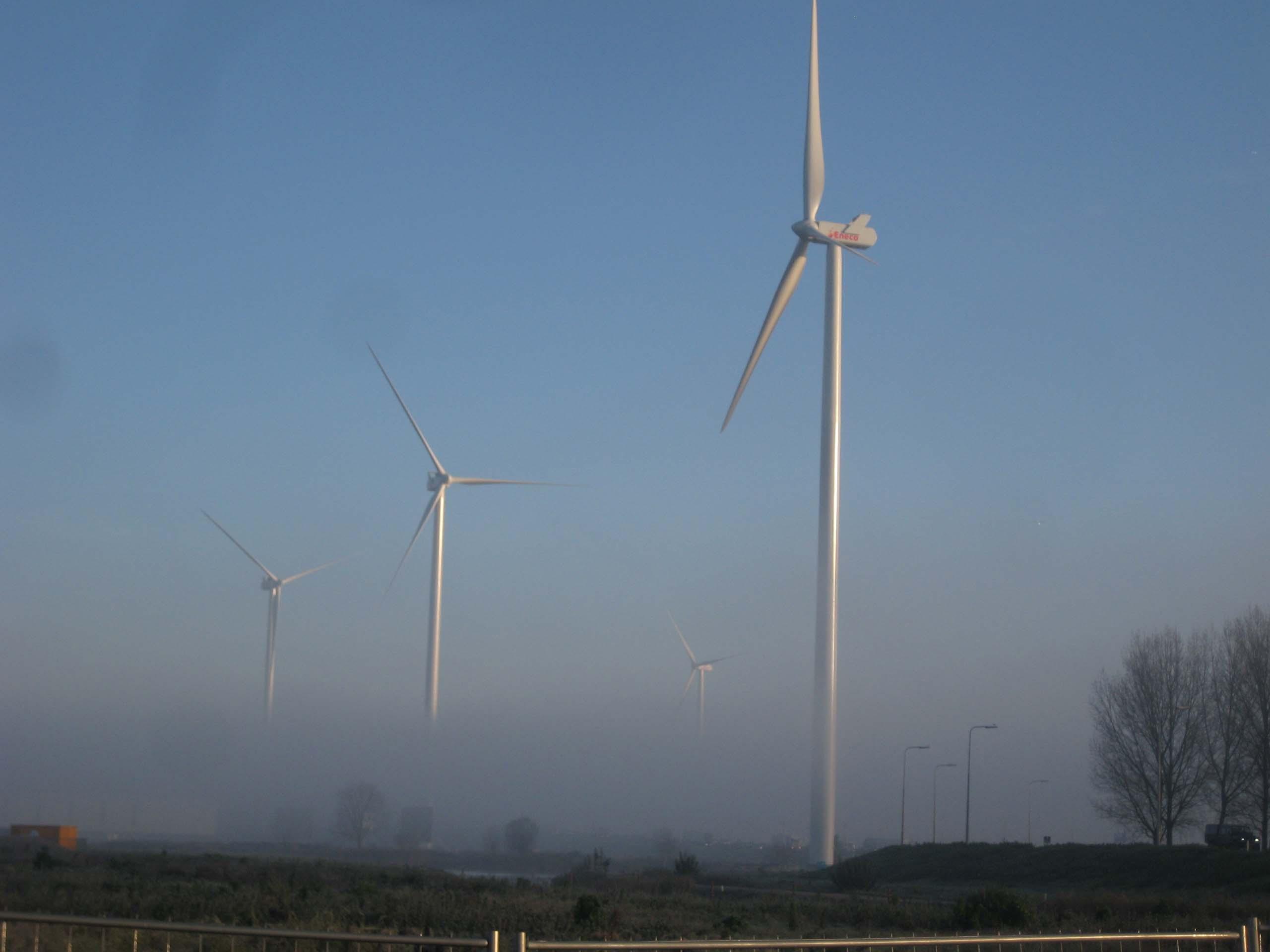 Windpark Nieuwegein