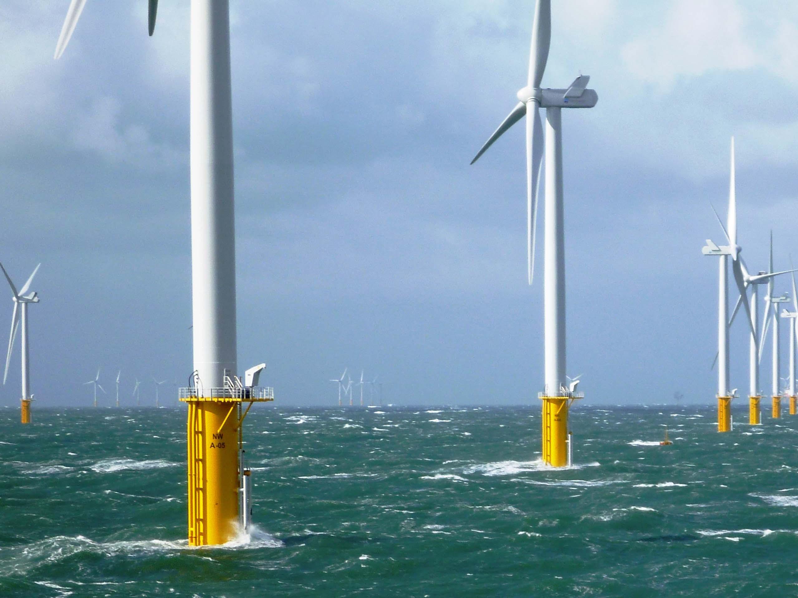 Windpark Northwind