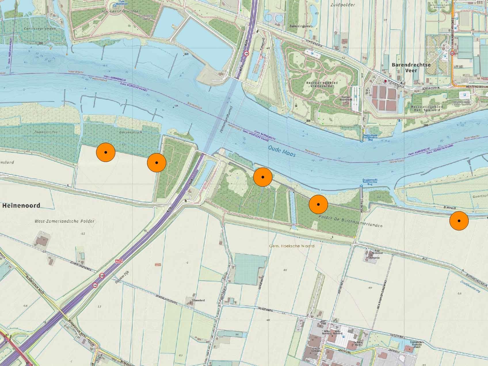 Windpark Oude Maas