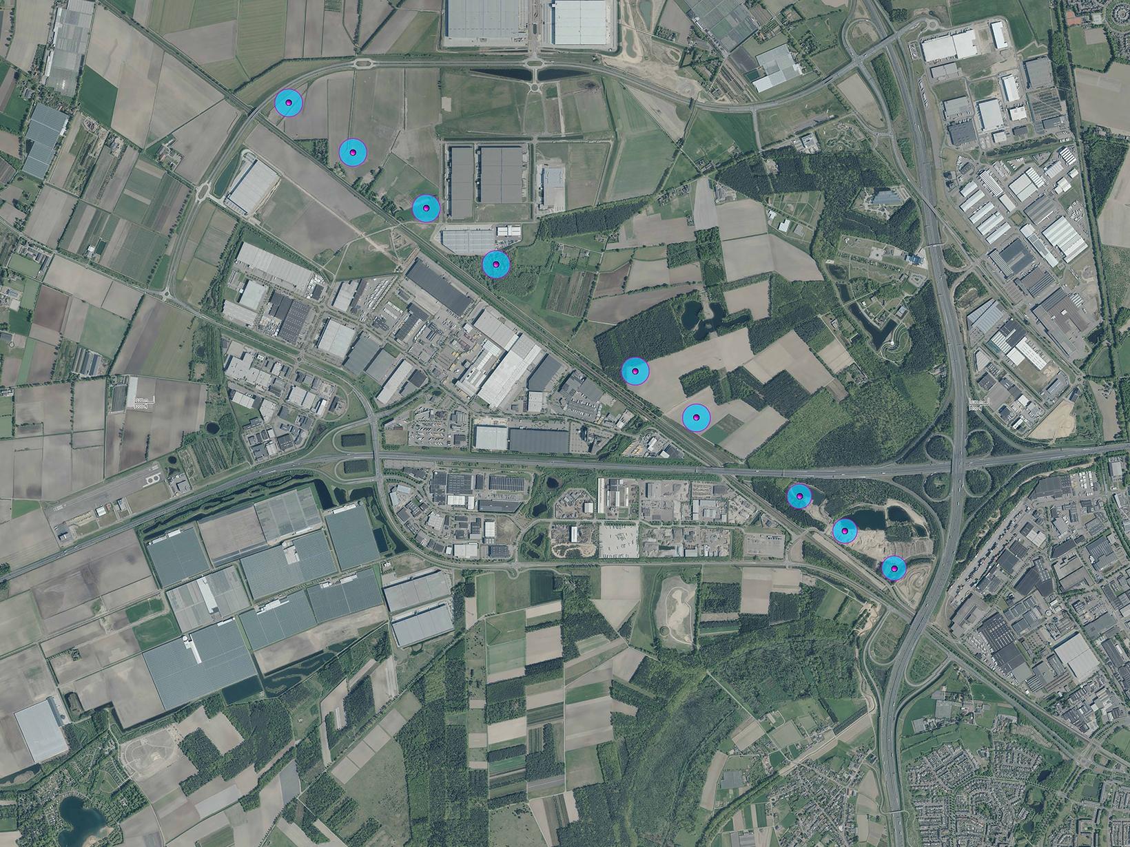 Windpark Greenport Venlo