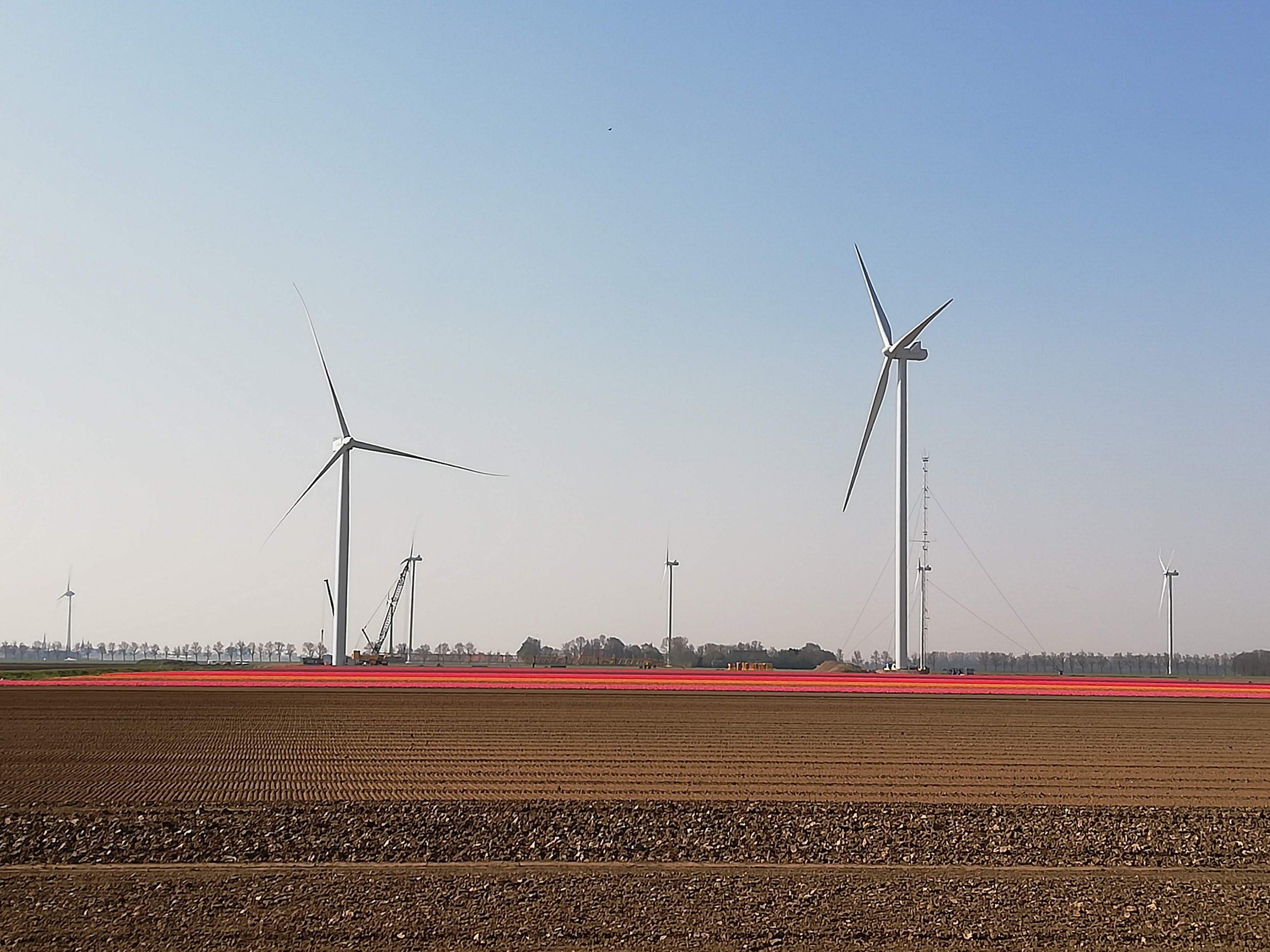 ECN Windturbine Testpark Wieringermeer II